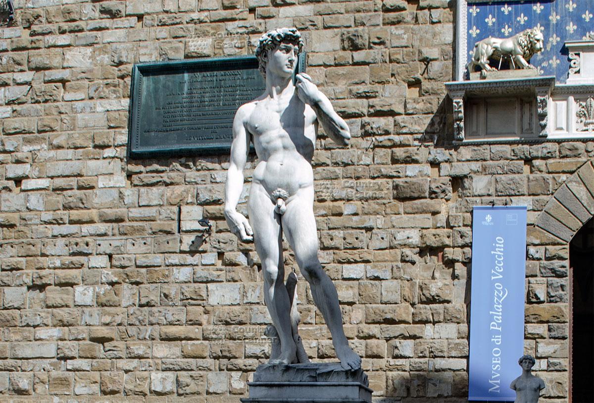 david statue florence