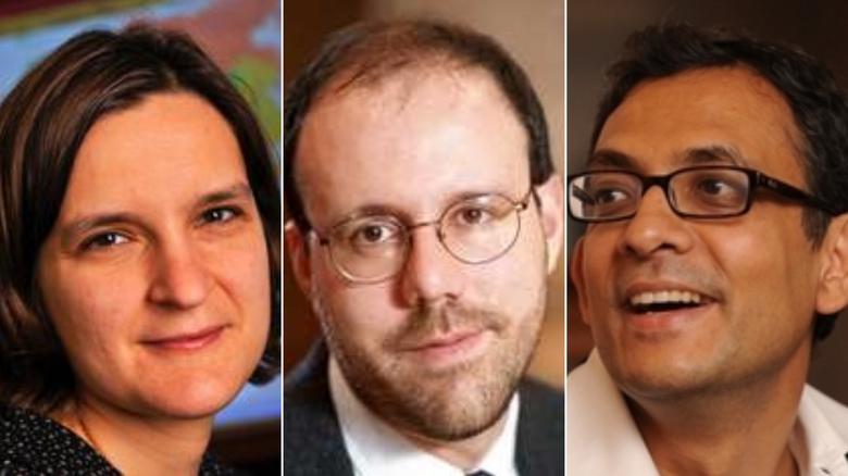 nobel prize economics 2019