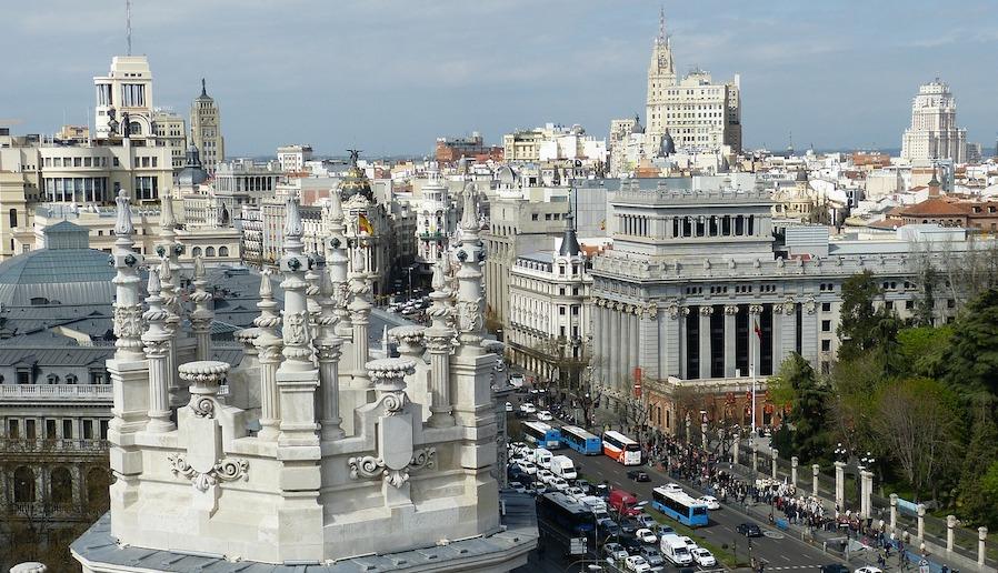 мадрід іспанія вибори