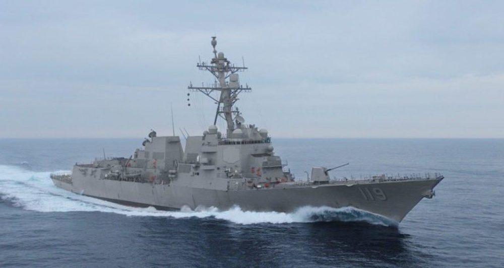 DGG 119 USS Delbert D. Black