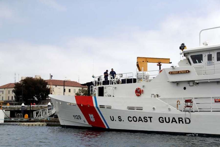 coast guard texas