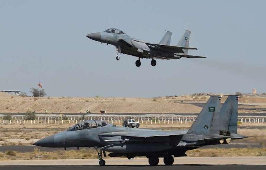 tornado jet yemen