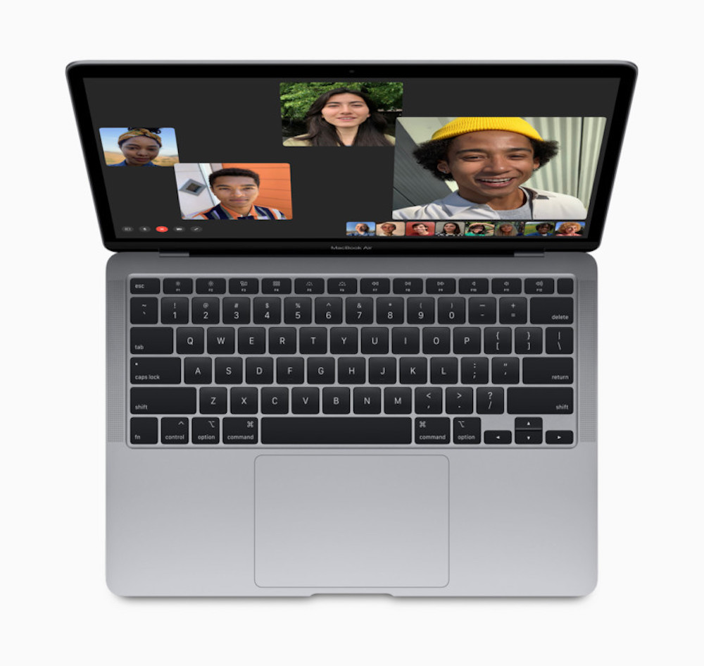 Apple new macbook air 2020