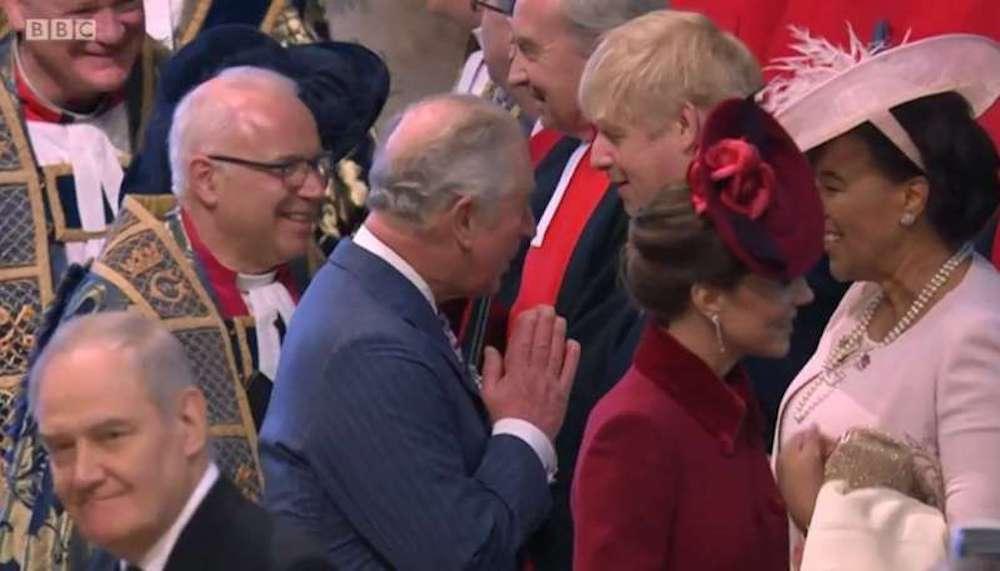 принц чарльз намасте