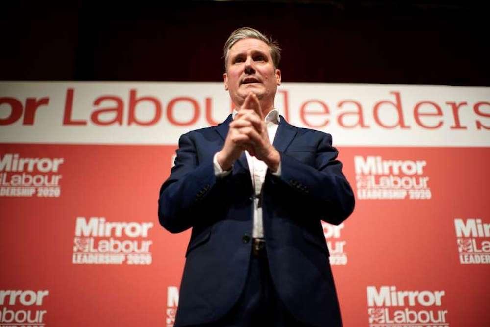keir starmer labor party england