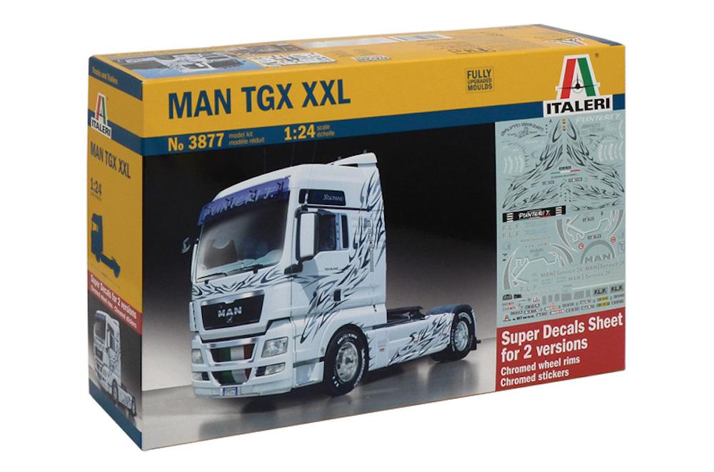 Коллекционные модели грузовых автомобилей