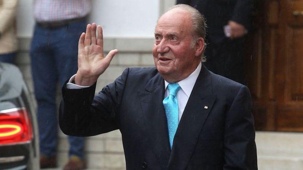 хуан калос король іспанія