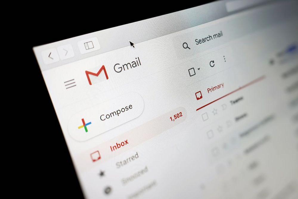 gmail broken