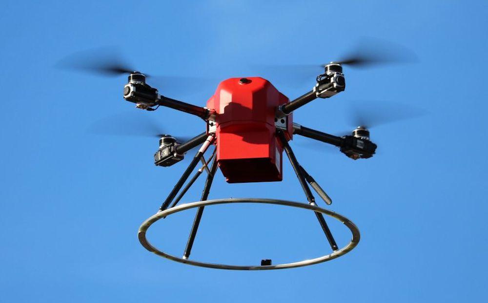american robotics scout drone