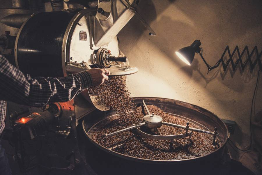 кофе молотий lavazza