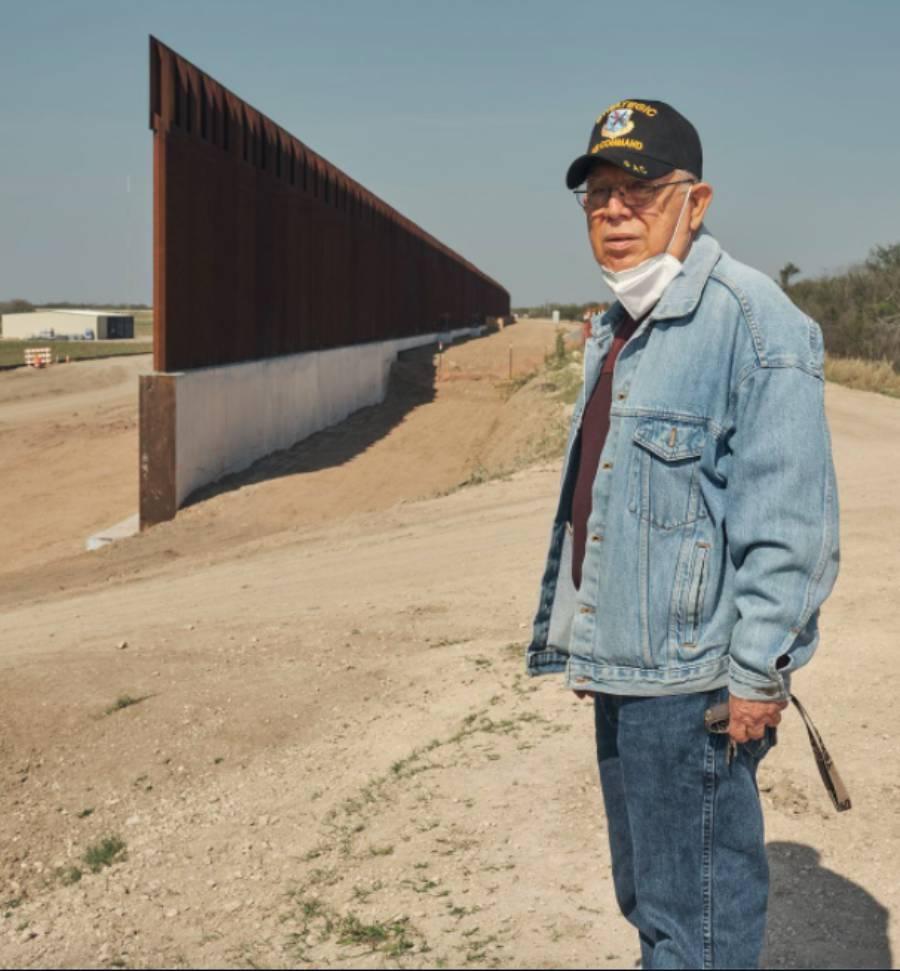 стіна трамп байден сша мексіка
