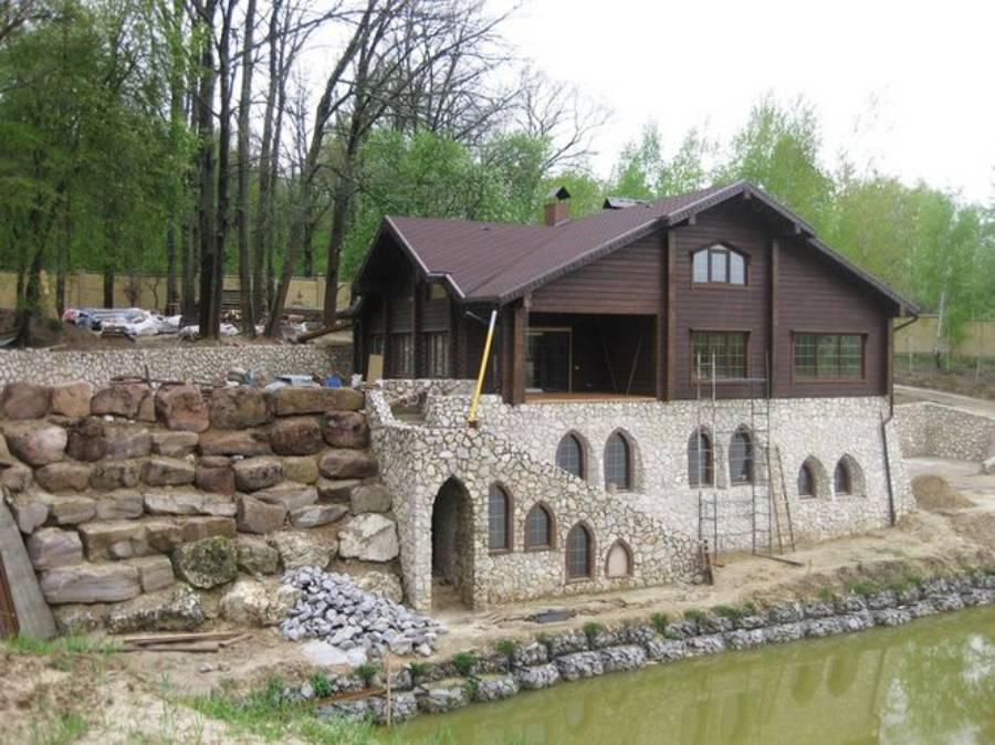 строительство деревянных домов от sddu.com.ua/ru