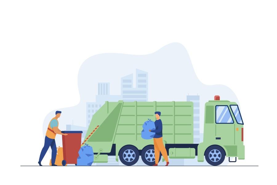 вывоз мусора в Киеве от «ЭКСТРАЭКОНОМ»