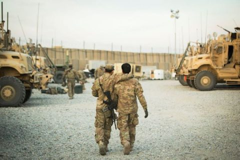 Relocate Afghans at Risk of Taliban Vengeance