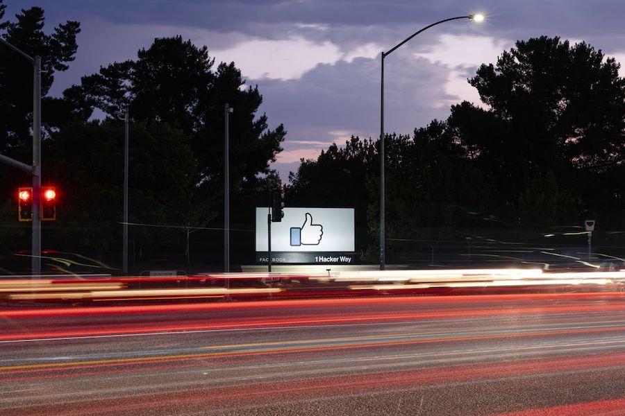 Facebook headquarters Menlo Park