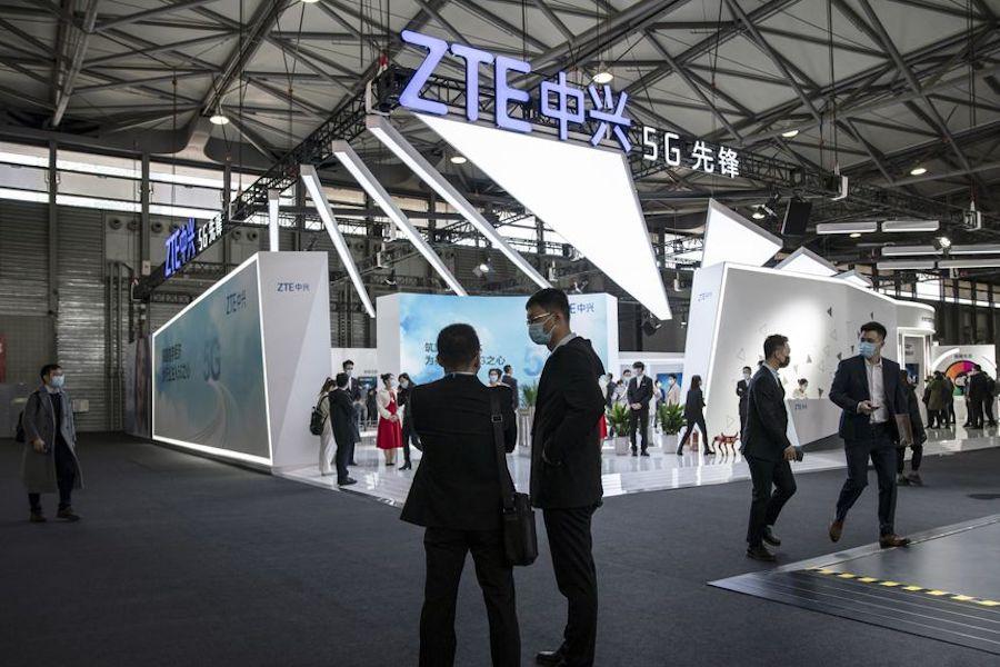 Chinese Telecom Giant ZTE